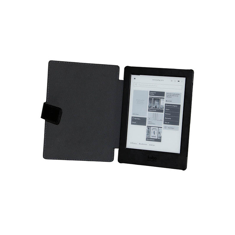 Gecko Covers Waterproof Case Kobo Aura H2o Zwart