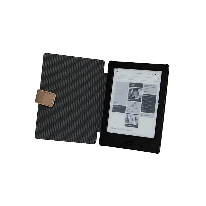 Gecko Covers Waterproof Case Kobo Aura H2o Goud