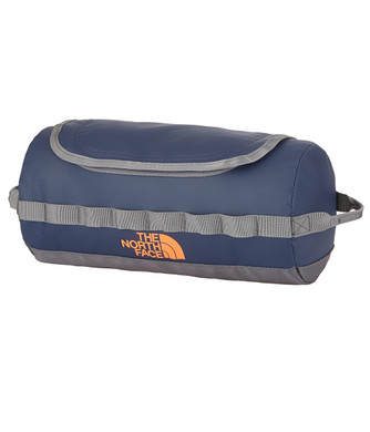 The North Face Base Camp Travel Canister Blue/Orange - L