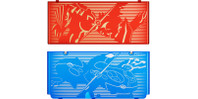 New Nintendo 3DS Cover Pokemon Alpha Sapphire & Omega Ruby