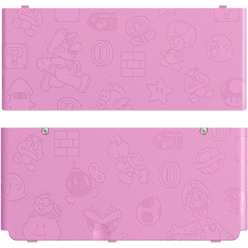 New Nintendo 3ds Cover Super Mario Roze