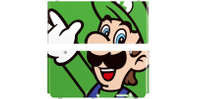New Nintendo 3DS Cover Luigi Pop