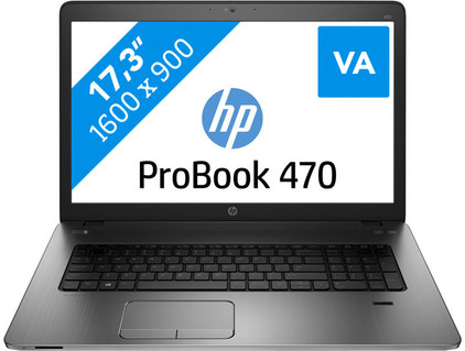 HP ProBook 470 G3 W4P76ET