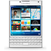 BlackBerry Passport Wit Qwerty
