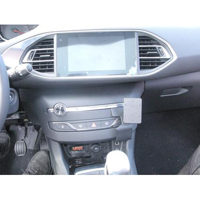 Image of Brodit ProClip Peugeot 308 14-15 Angled