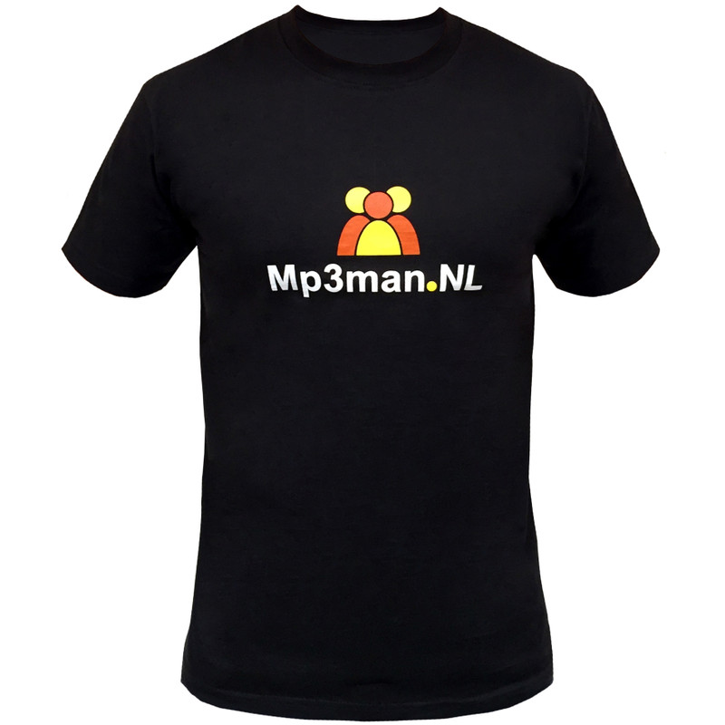 Coolblue T-shirt Mp3man.NL (S)