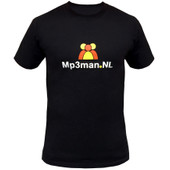 Coolblue T-shirt Mp3man.NL (L)