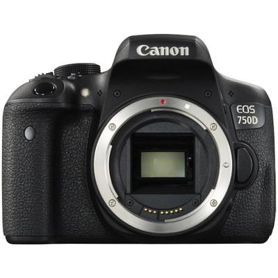 Image of Canon EOS 750D Body