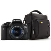 Canon EOS 750D + Tas
