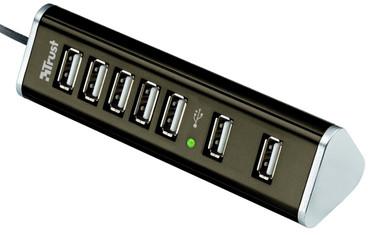 Trust Pyramid 7 Poorts USB 2.0 Hub