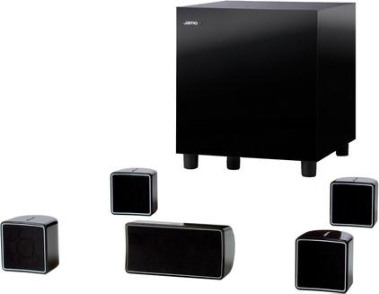 Jamo A 102 HCS 6 zwart (set)