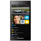 BlackBerry Z3 Zwart