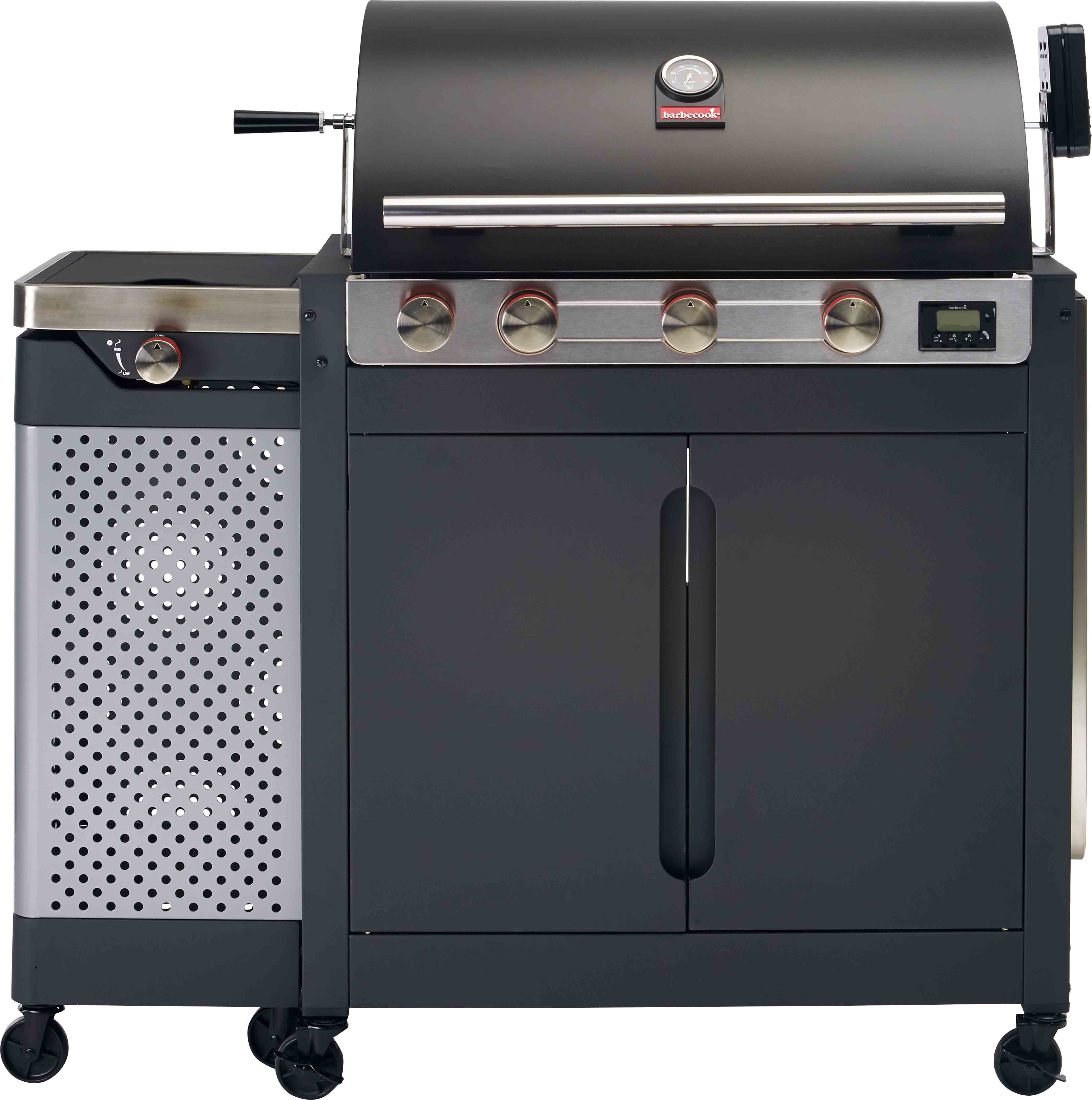 Barbecues Barbecook Quisson 4000