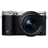 Samsung NX500 + 16-50mm zwart