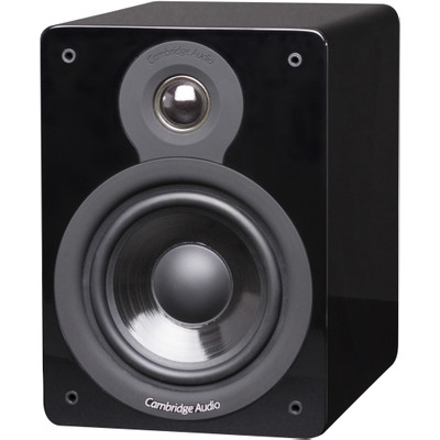 Cambridge Audio Minx XL zwart (per paar)