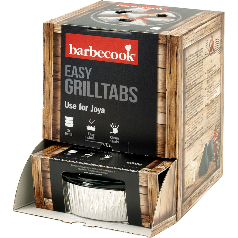 Barbecook Grill Tabs