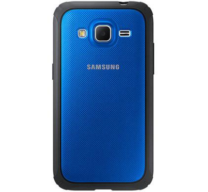 Samsung Core Prime Protective Cover Blauw