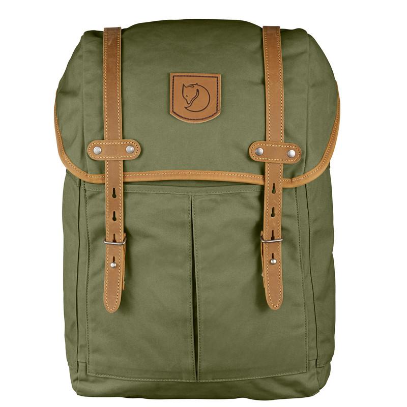 Fj�llr�ven Rucksack No. 21 Medium Green