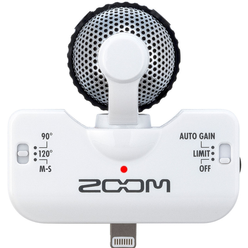 Zoom Iq5 Wit