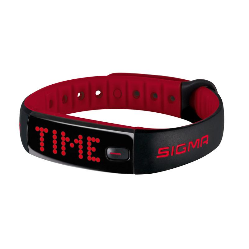 Sigma Sport-Fitness Horloge Activo Bluetooth Zwart