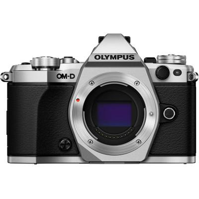 Image of Olympus E-M5 Mark II systeemcamera Body Zilver