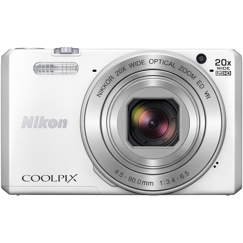 Nikon Coolpix S7000 Wit