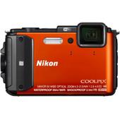Nikon Coolpix AW130 oranje
