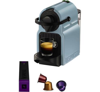 krups nespresso inissia blauw xn1004. Black Bedroom Furniture Sets. Home Design Ideas