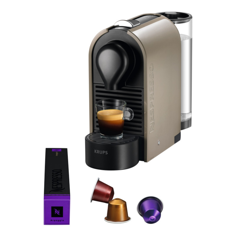 Krups Nespresso U Xn250a Pure Grey