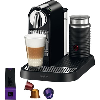 Magimix Nespresso M190 CitiZ + Milk zwart