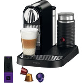 Magimix Nespresso CitiZ & Milk M190 Zwart