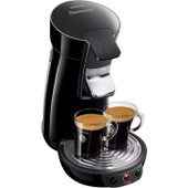 Philips Senseo Viva Cafe HD7825/60 Zwart