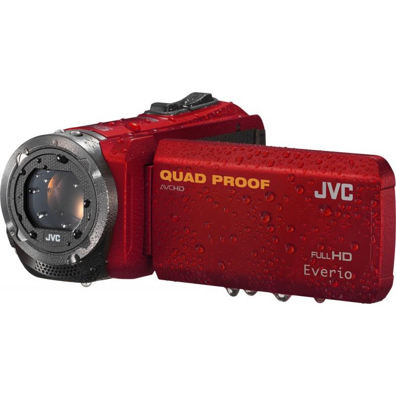 Jvc Everio Gz-r315 Rood