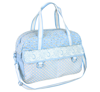 FastRider Shopper Amarinth Blauw