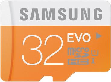 Samsung microSDHC Evo 32 GB Class 10