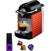 Krups Nespresso Pixie XN3006 Electric Red