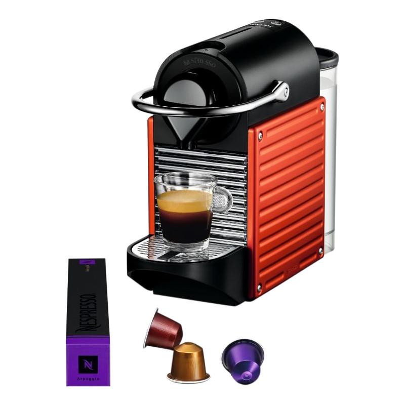 Krups Nespresso Pixie Xn3006 Electric Red