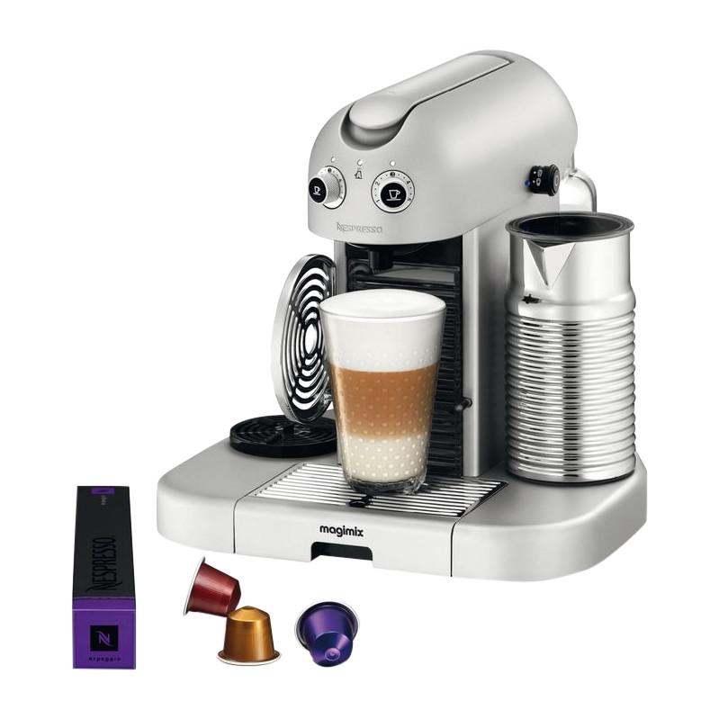 Magimix Nespresso Gran Maestria La M400 Platinum
