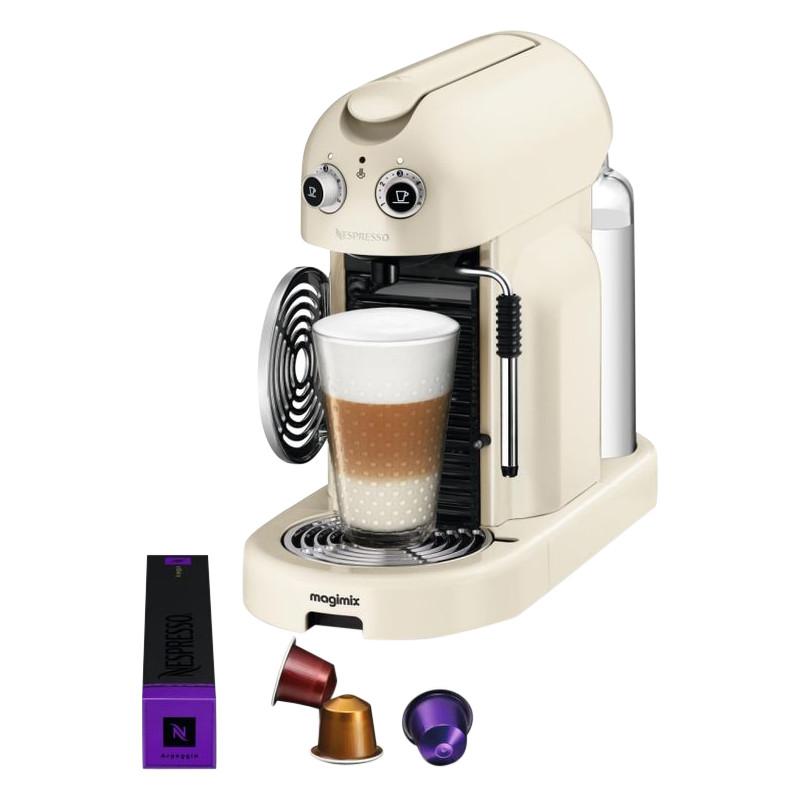 Magimix Nespresso Maestria M400 Ivoor