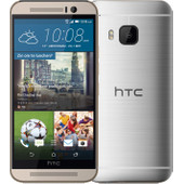 HTC One M9 Zilver