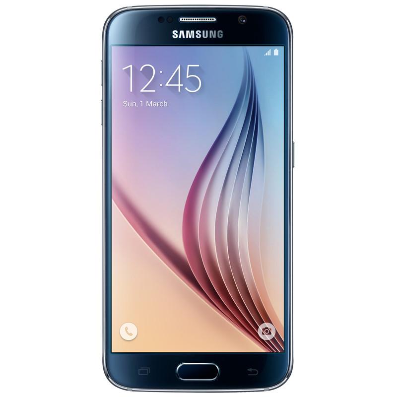 Samsung Galaxy S6 32 Gb Zwart T-mobile