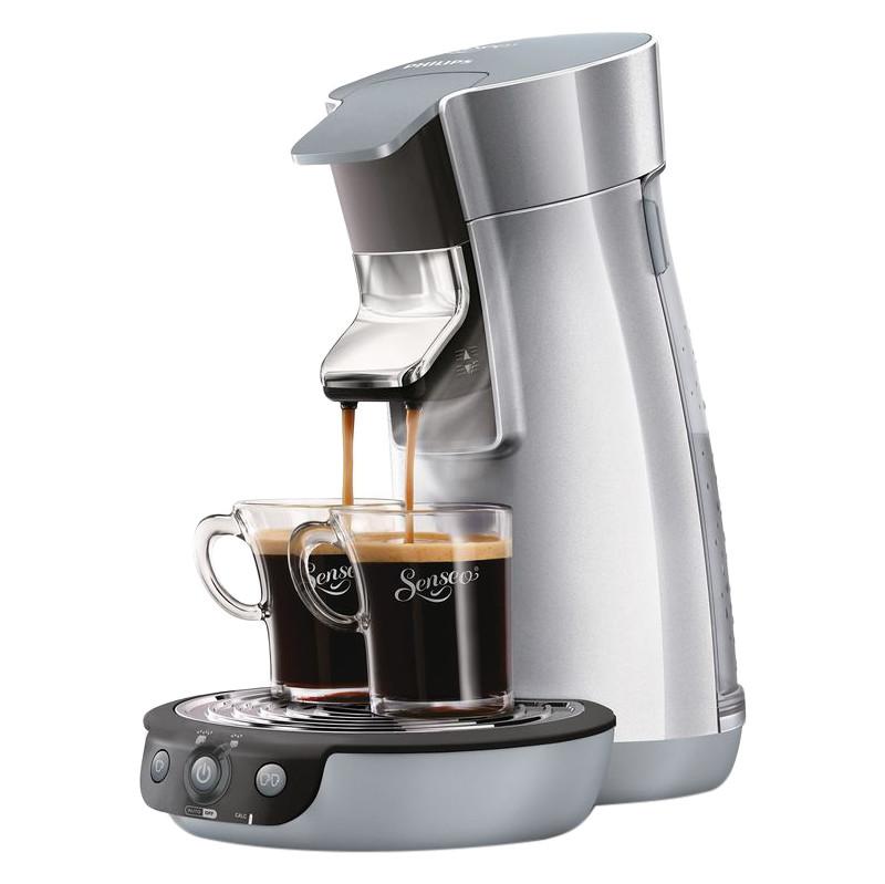 Philips Senseo Viva Cafe Hd7828/50 Zilver