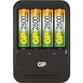 GP PowerBank 570 + 4 x AA 2600 mAh