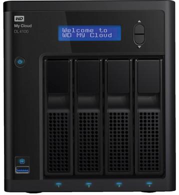 WD My Cloud EX4100 8 TB