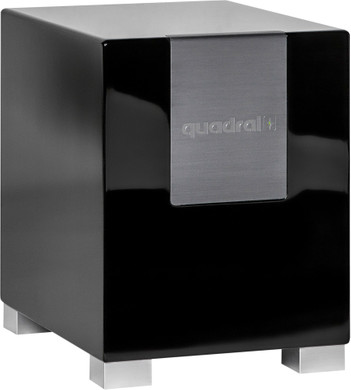 quadral qube 8 zwart coolblue alles voor een glimlach. Black Bedroom Furniture Sets. Home Design Ideas