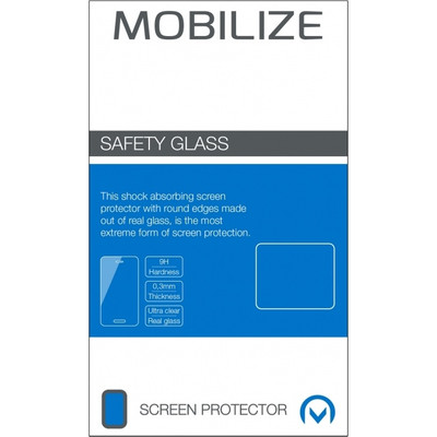 Mobilize Screenprotector Microsoft Lumia 550 Glass