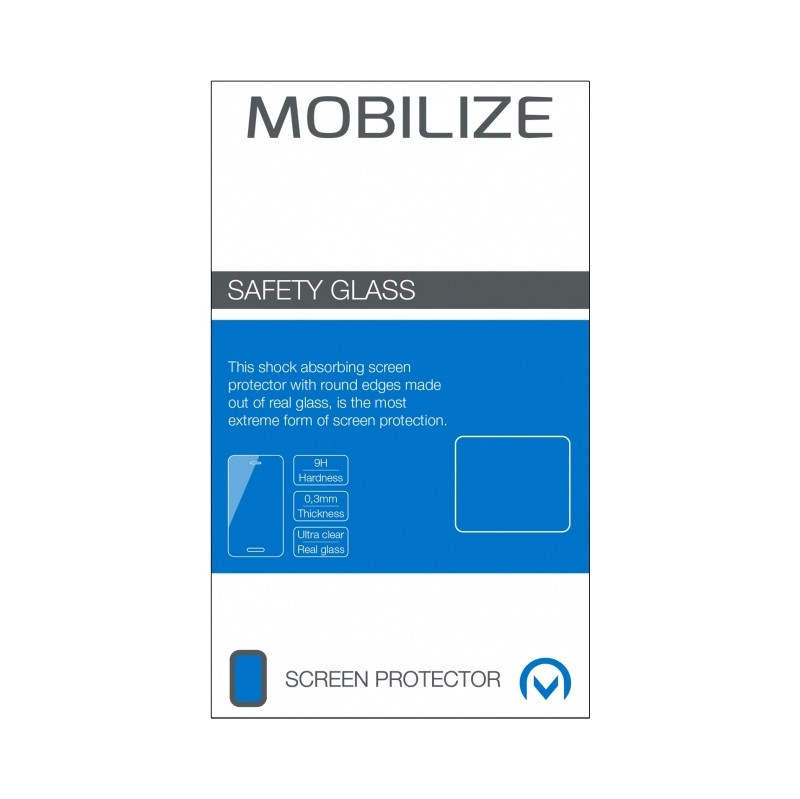 Mobilize Screenprotector Samsung Galaxy S5 Glass