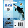 Epson T7607 Cartridge Lichtzwart - 1