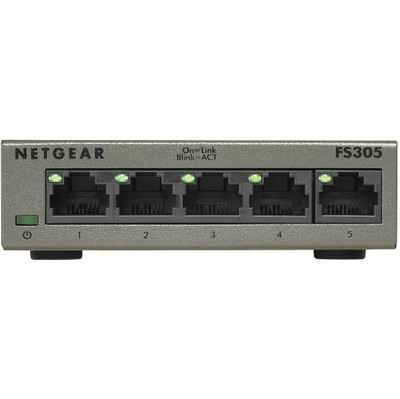 FS308 8-ports Ethernet Switch