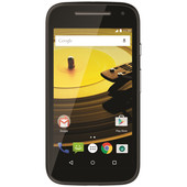 Motorola Moto E 4G (2015) Zwart